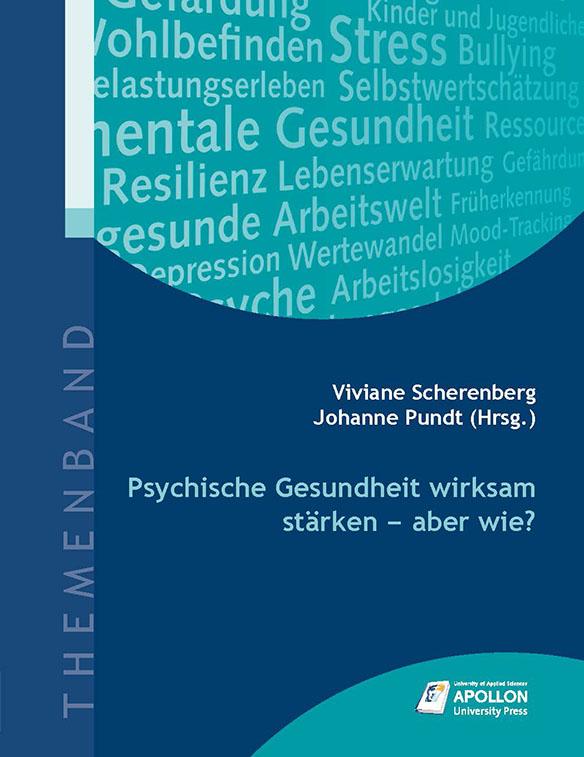Neuer Themenband zum Thema psychische Gesundheit