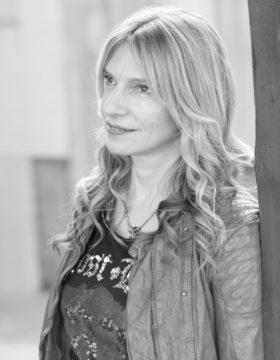 Autorin Christine Bergmann