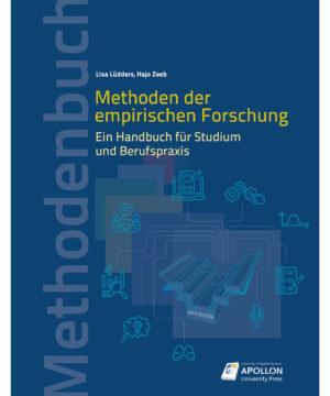 """Buchcover """"Methoden der empirischen Forschung"""""""