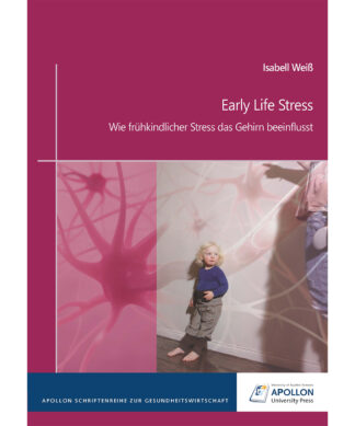 "Buchcover ""Early Life Stress"""