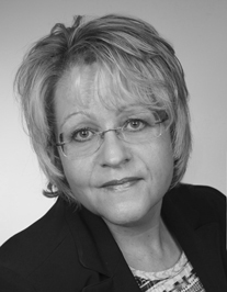 Autorin Gabriele Müller-Mundt