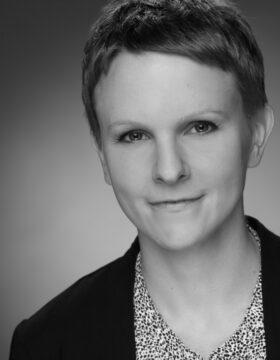 Autorin Nina Fleischmann